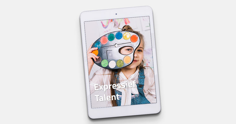 Nascholing-Algemeen-Expressief-Talent-e-learning