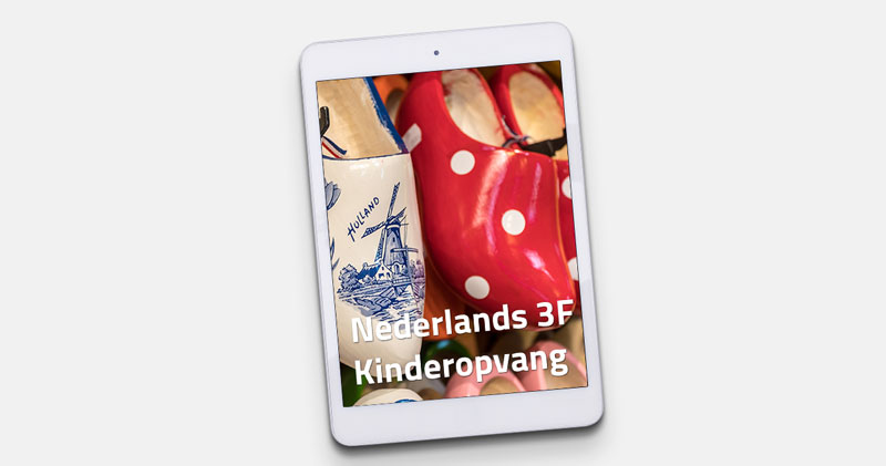 Nascholing-Kinderopvang-Nederlands-3F-Kinderopvang