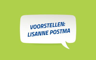Voorstellen Docent: Lisanne Postma