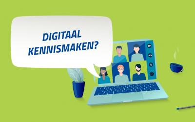 Digitale inloopavonden en kennismaken